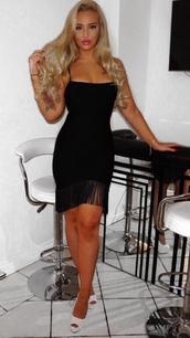 dress,dream it wear it,black,black dress,little black dress,tassel,Tassel dress,bodycon,bodycon dress,mini dress,party dress,sexy party dresses,sexy,sexy dress,party outfits,sexy outfit,summer dress,summer outfits,spring outfits,fall outfits,classy dress,elegant dress,cocktail dress,cute dress,girly dress,date outfit,birthday dress,clubwear,club dress,graduation dress,homecoming,homecoming dress,wedding clothes,wedding guest,engagement party dress,formal,formal dress,formal event outfit,prom,prom dress,short prom dress,black prom dress,romantic dress,romantic summer dress,summer holidays,holiday dress,holiday season,christmas dress,thanksgiving outfit,spring dress,fall dress