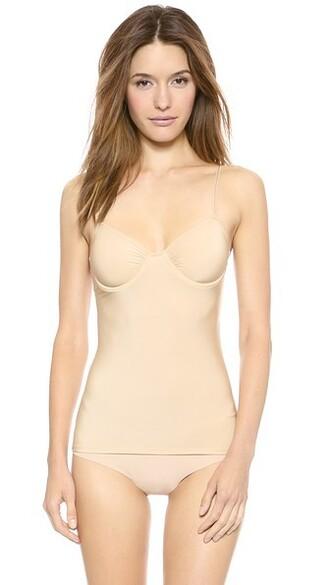camisole nude underwear