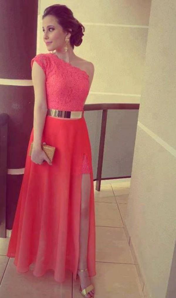 red dress chiffon dress women dress nice dress hot dress lace dress