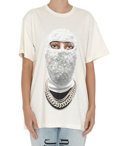 Ih Nom Uh Nit Gold Face T-shirt