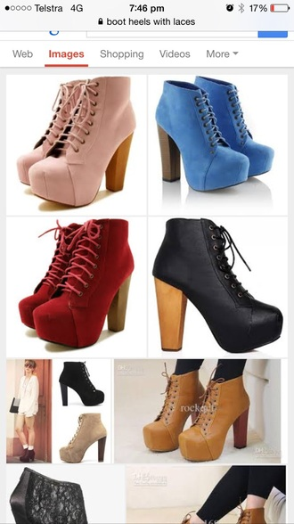 shoes boots heels black lace up lace up ankle boots