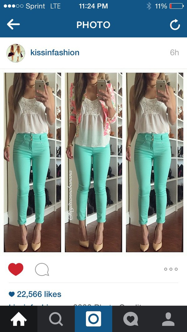 New Women Sexy Skinny Solid Color Stretchy Jeggings ...