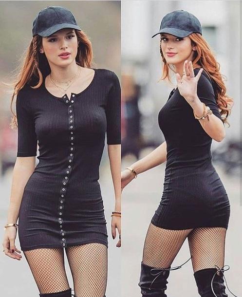 dress bella thorne