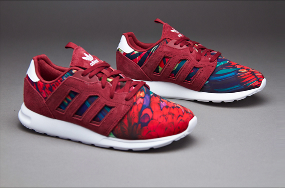 Chaussures, adidas zx zx adidas 500 , adidas, zx 500, , flowers, france dc0a76