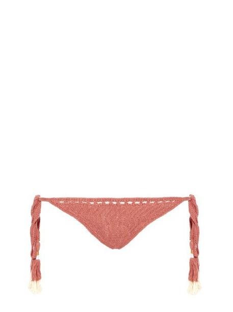 She Made Me bikini crochet bikini crochet light pink light pink swimwear