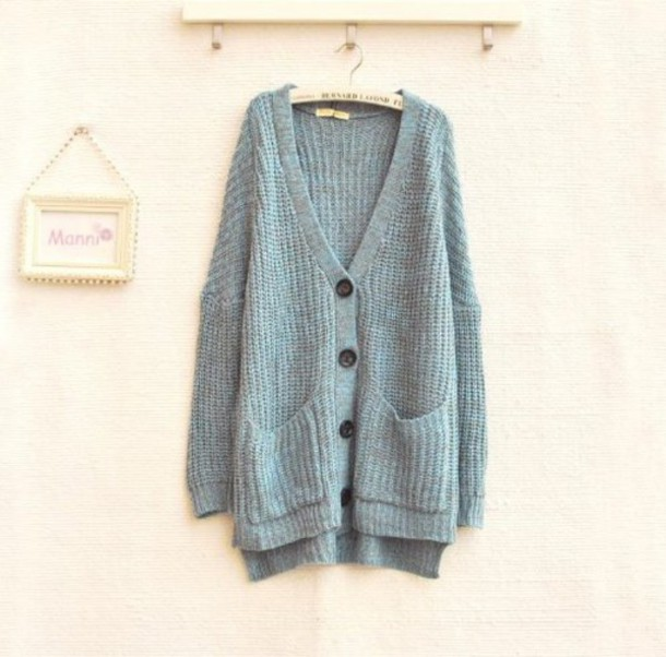 Knitting Pattern For Oversized Cardigan : Cardigan: oversized, chunky, warm, winter clothes, comfy ...