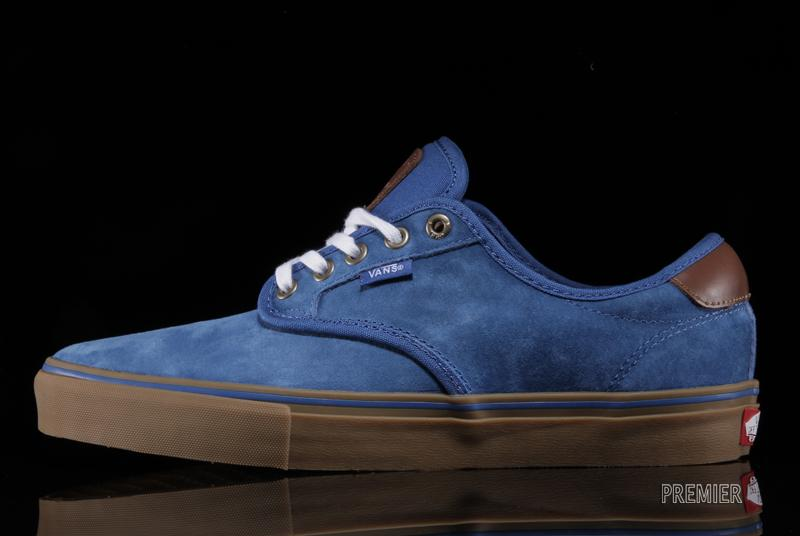 Vans Chima Ferguson Pro- Blue trainers