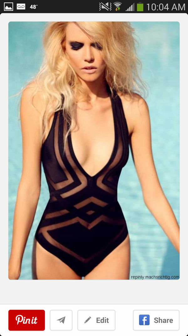 swimwear black beach summer pool sexy sheer paneled like a boss one piece swimsuit awesomness swimwear one piece swimwear cut-out mesh top suit one peice maillot de bain 1 pi?ce maillot transparent
