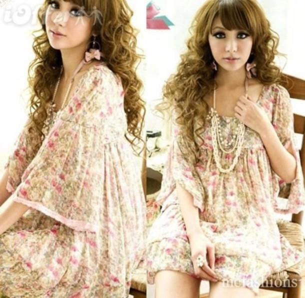 dress boho clothes