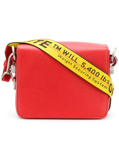 women bag leather red
