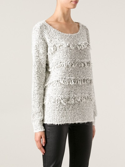 Joie 'camille' Knit Sweater - Stylesuite - Farfetch.com