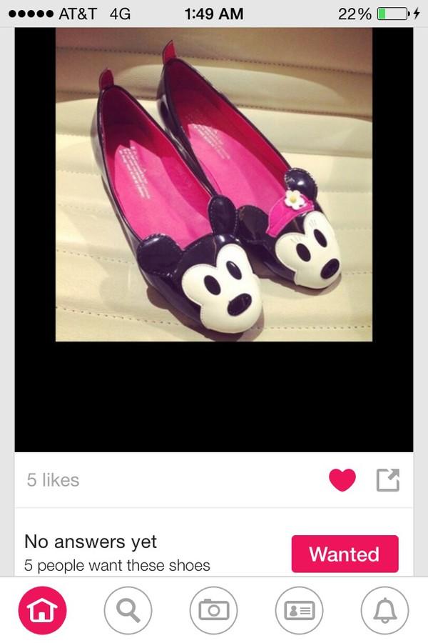 shoes color pink size 2