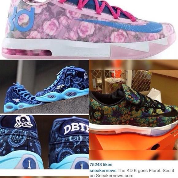shoes kds Reebok bandana print sneakers