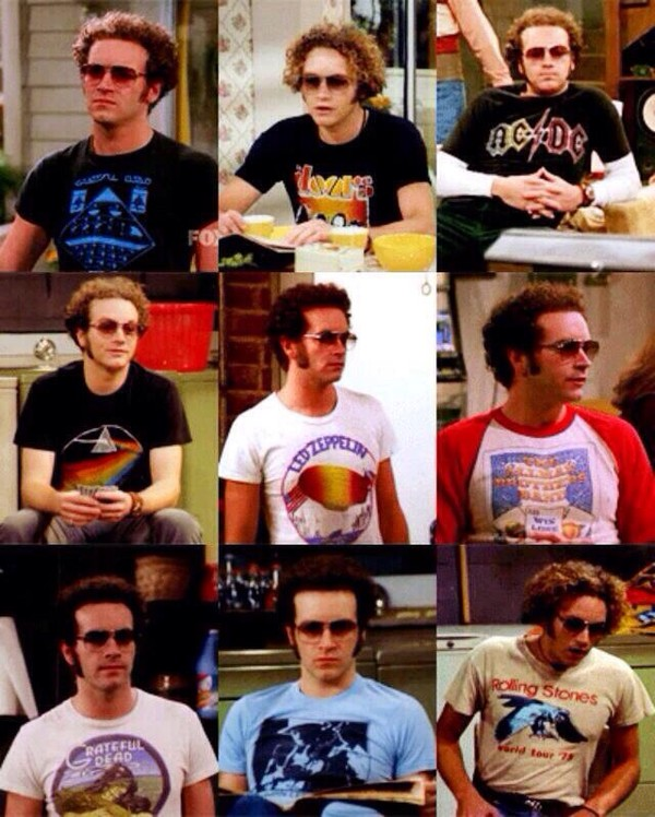 Shirt That 70s Show Hyde The Doors Pink Floyd Led