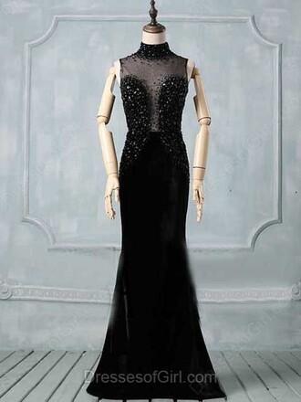 dress prom prom dress black black dress maxi maxi dress long dress transparent mermaid mermaid prom dress chiffon royal cute cute dress trendy wow cool pretty amazing fashion dress of girl dressofgirl