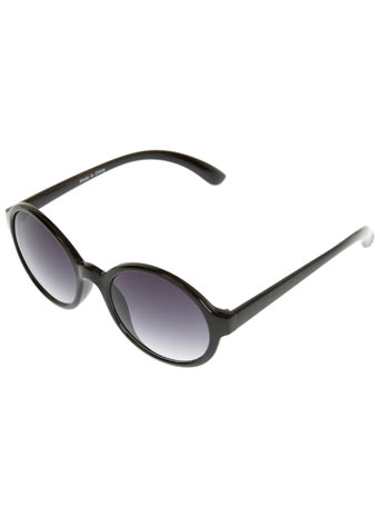 Black Circle Frame Sunglasses - View All - Accessories - Miss Selfridge