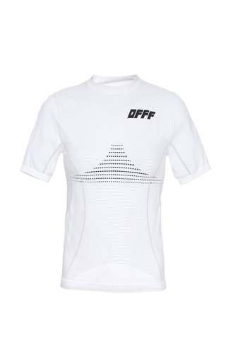 Logo-Printed Jersey T-Shirt by Off-White c/o Virgil Abloh   Moda Operandi