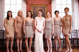 dress gold sequins bride dresses gold dress wedding
