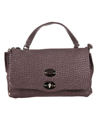 purple pink bag