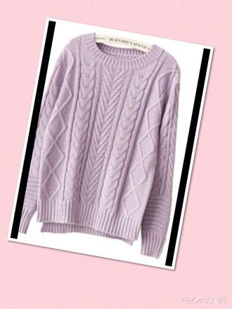 jumpsuit purple jumper  sweater