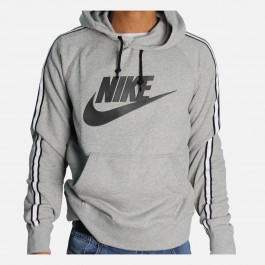 NIKE ACE PULLOVER HOODIE (HEATHER)