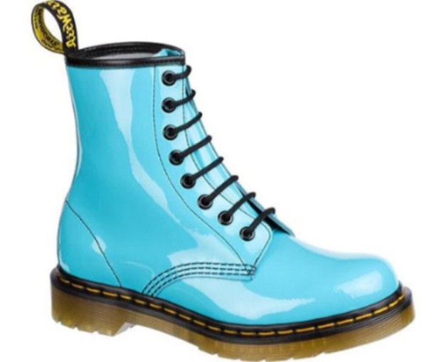 shoes colorful DrMartens
