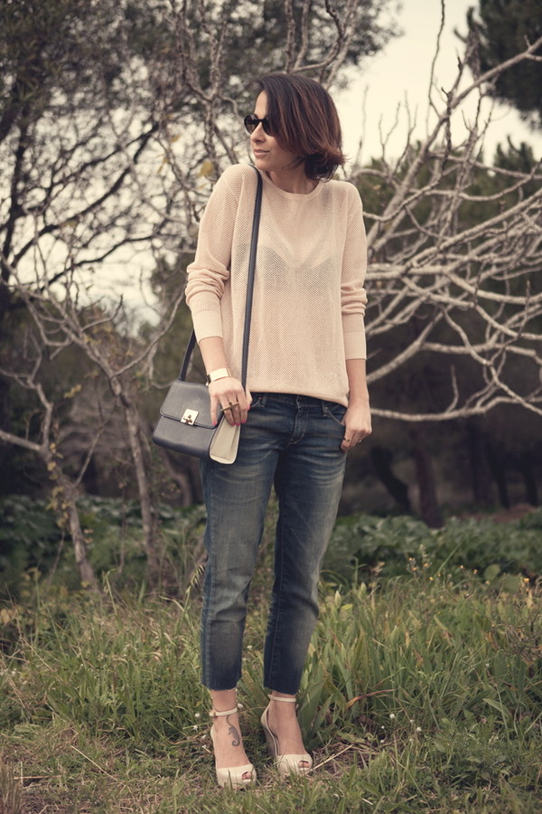 style in lima bag t-shirt jeans shoes sunglasses