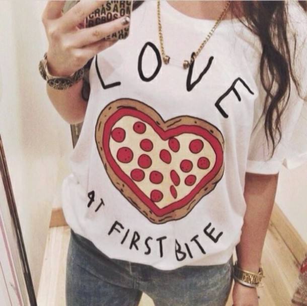 shirt pizza love pizza t-shirt