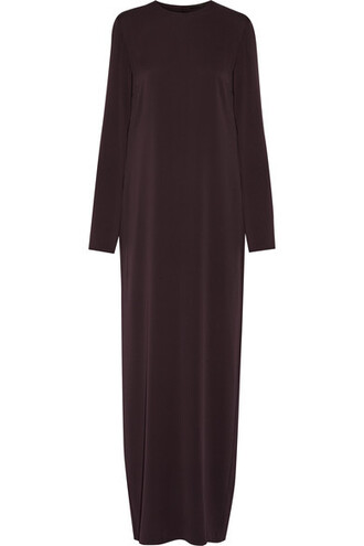 dress maxi dress maxi oversized silk