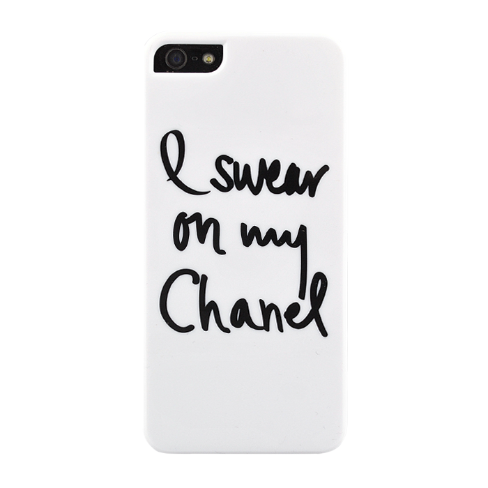 SEALOE - I Swear On My Chanel iPhone 5/5s