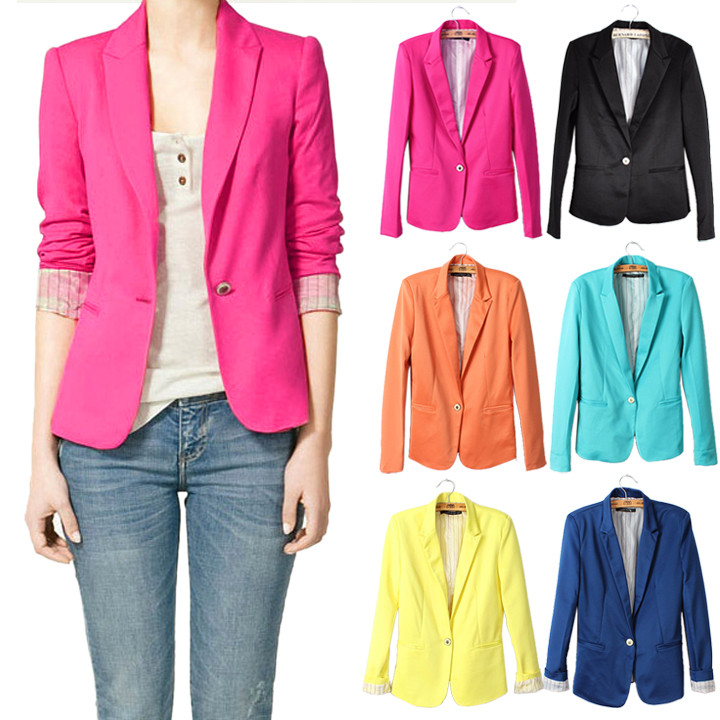 Candy Work Blazer – Outfit Made