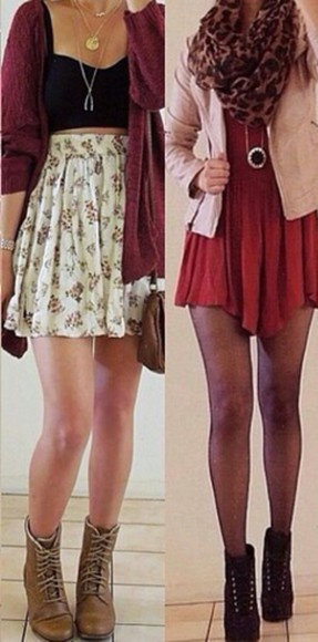 floral skirt high waisted skirt white skirt fall outfits