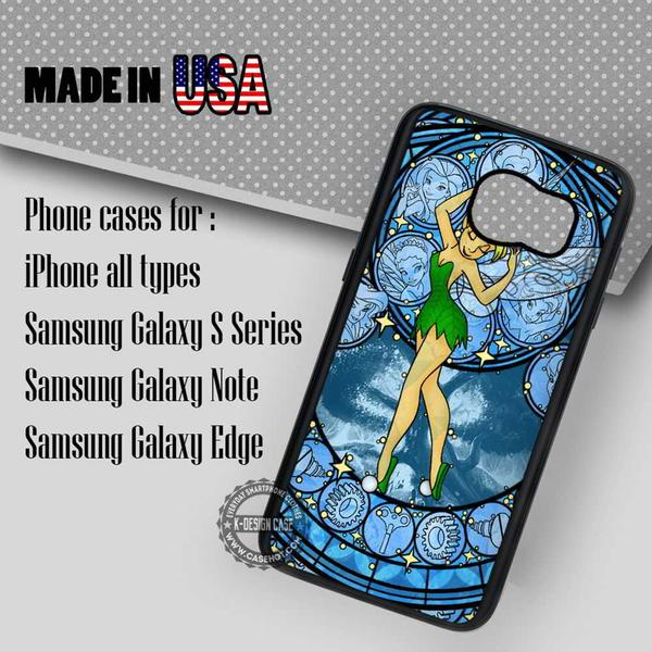 Samsung S7 Case - Tinker Bell Disney- iPhone Case #SamsungS7Case #cartoon #yn