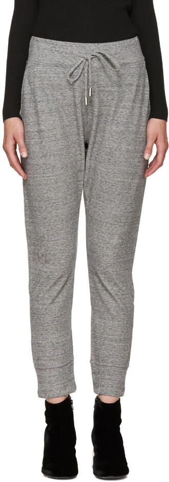 pants basic grey