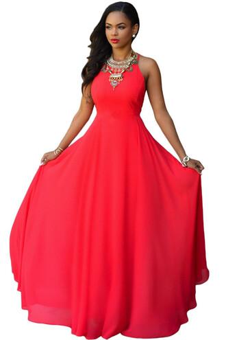 dress maxi criss cross back maxi dress green dress red dress formal dress glamour event long dress prom dress