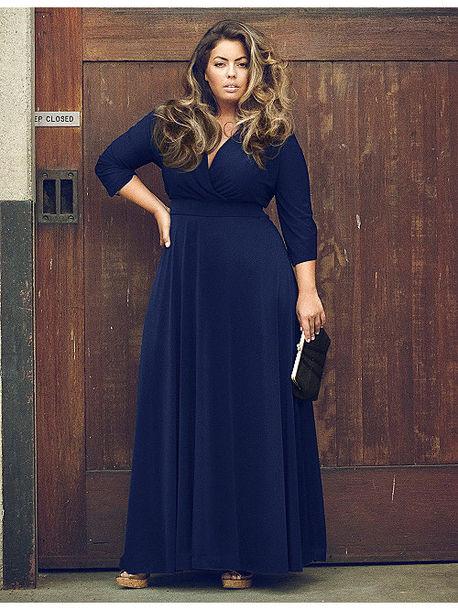 Dress: plus size dress, plus size bridesmaid, bridesmaid, long ...