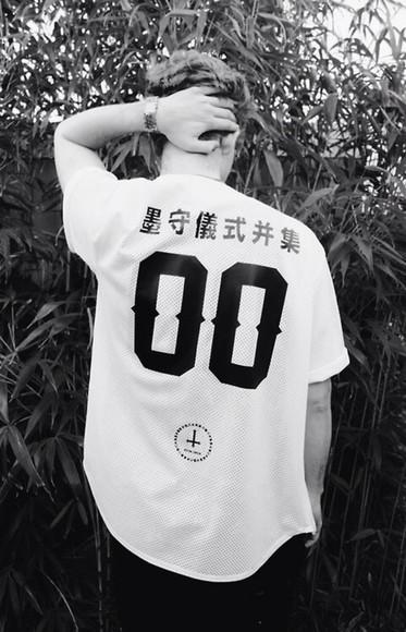 jersey 00 shirt