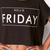 HELLO FRIDAY SHIRT  on The Hunt