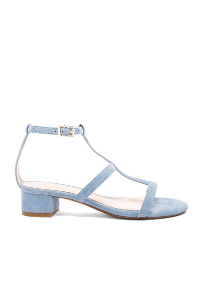 RAYE Adele Sandal in blue