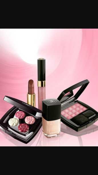 make-up chanel make up