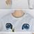 Womens Loose Chic Blue Eyes Cats Face Print Pullover Sweatshirt Jumper Sweater | eBay