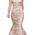 ARIELLA - Sequin Fishtail Gown hire at Girl Meets Dress Cocktail Dress, Designer Dresses and Prom Dresses rental