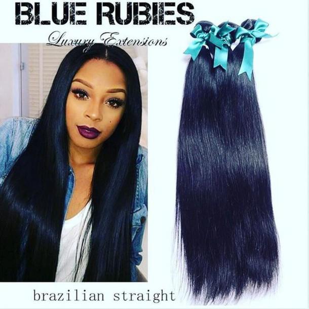 Hair Accessory Brazilian Hair Straight Hair Hair Wefts Virgin