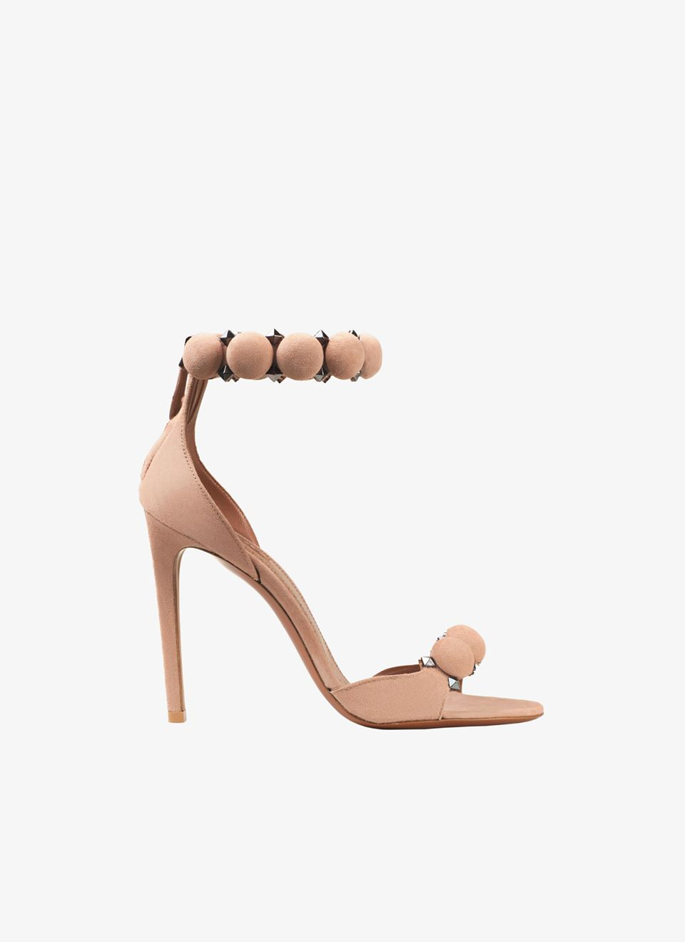 Alaïa Sandals, Size 3, Color Light Pink
