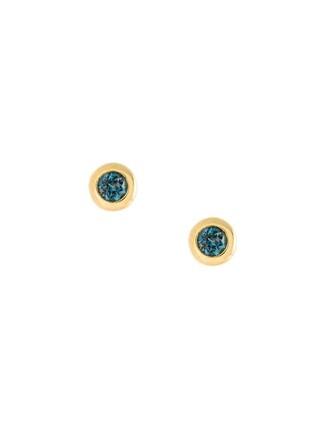 mini metallic women earrings stud earrings jewels