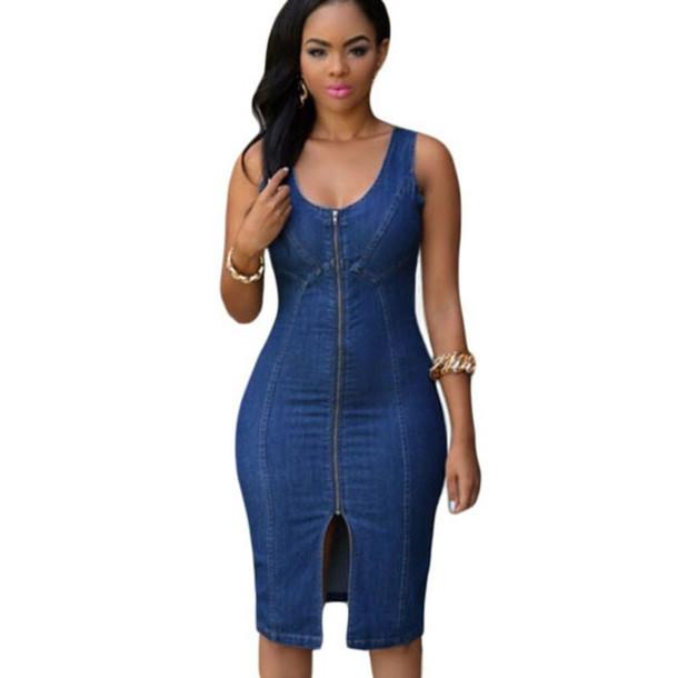 524d66c331f dress deep v deep v dress deep v neck bodycon dress tight sexy sleeveless zipper  dress