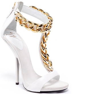 heels kitten heel gold chain sandals