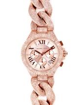 jewels,rose gold michael kors watch