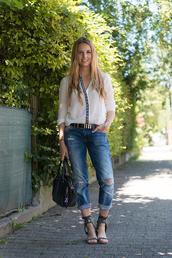 fashion gamble,blouse,jeans,shoes,jewels