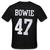 bowie 47 shirt back